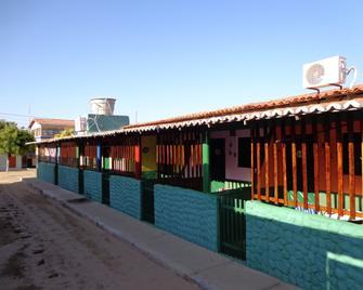 Pousada Galinhos - Galinhos - Building