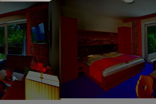 Hotel Talblick - Hinterglemm - Bedroom