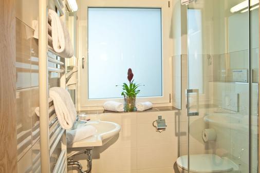 Hotel Talblick - Hinterglemm - Bathroom