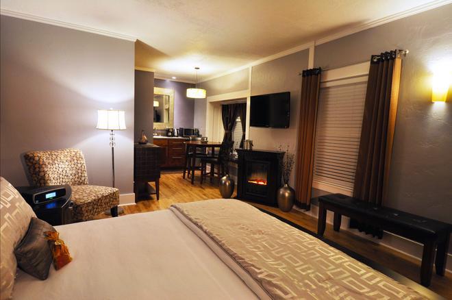 Palm Hotel - Ashland - Bedroom