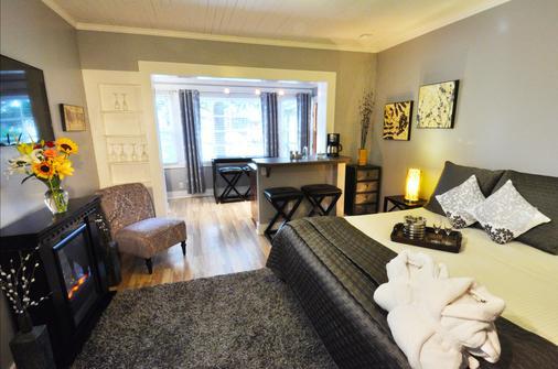 Palm Hotel - Ashland - Makuuhuone