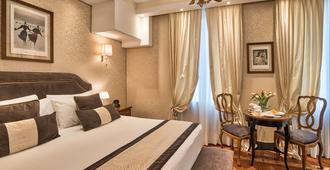 Hotel Londra Palace - ונציה - חדר שינה