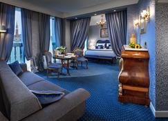 Hotel Londra Palace - Venedig - Schlafzimmer