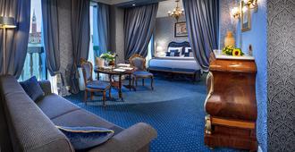 Hotel Londra Palace - Venedig - Soveværelse
