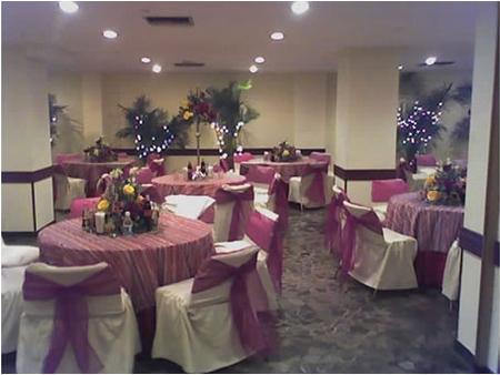 Lincoln Suites - Caracas - Banquet hall