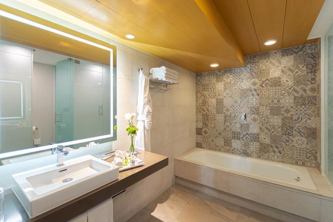 NH Collection Mexico City Centro Histórico - Mexico City - Bathroom