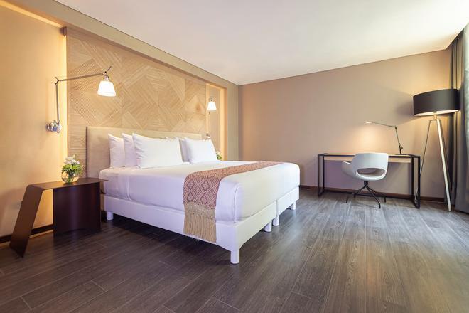 NH Collection Mexico City Centro Histórico - Mexico City - Bedroom