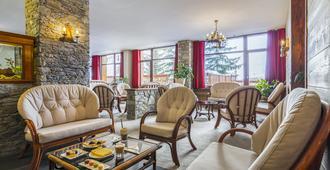 Hotel Les Arolles - Les Allues - Lounge