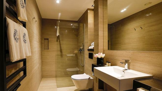 Medusa Gdansk - Gdansk - Bathroom