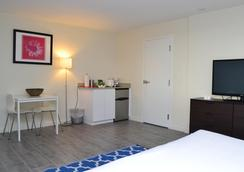 The Reef A North Beach Village Resort Hotel - Fort Lauderdale - Bedroom