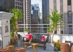 Dream Midtown - New York - Terrasse