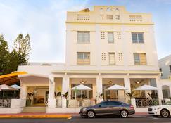 Stiles Hotel By Clevelander - Bãi biển Miami - Toà nhà