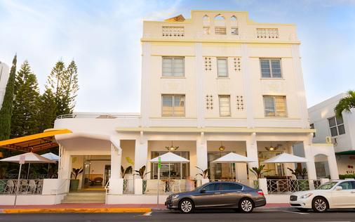 Stiles Hotel By Clevelander - Miami Beach - Edifício