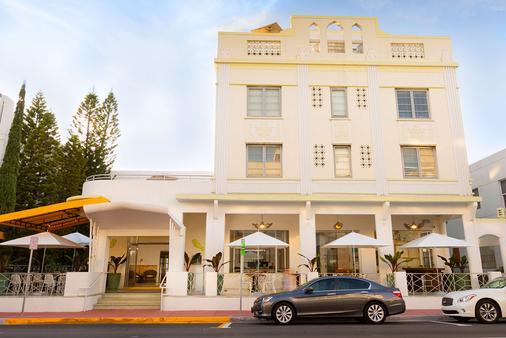 Stiles Hotel By Clevelander - Miami Beach - Edificio