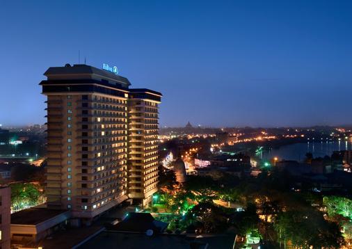 Hilton Colombo - Colombo - Rakennus