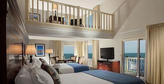 Ocean Mist Beach Hotel & Suites - South Yarmouth - Bedroom