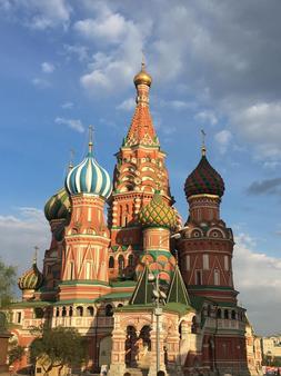 Мандарин Москва - Москва - Достопримечательности