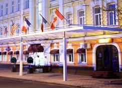 Hotel Mandarin Moscow - Moskova - Bina