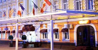 Hotel Mandarin Moscow - Moskova - Rakennus