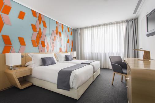 Room Mate Oscar - Madrid - Bedroom
