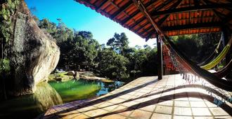 Pousada Paraiso - Итайпава - Вид снаружи