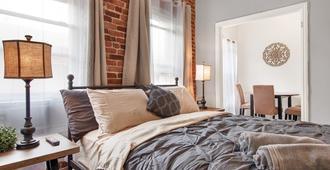 La Casa Del Rey Suites - Los Angeles - Bedroom