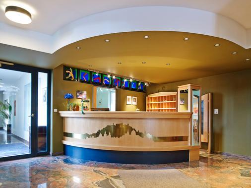 達斯葛籣祖爾珀斯特酒店 - 薩爾斯堡 - 薩爾玆堡 - 櫃檯