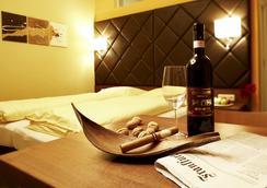 Villa Ceconi by Das Grüne Hotel zur Post - 100% BIO - Salzburg - Makuuhuone
