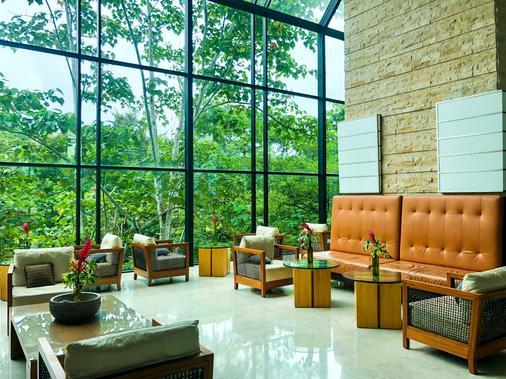 Summit Rainforest & Golf Resort - Thành phố Panama - Hành lang