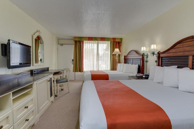 Seralago Hotel & Suites Main Gate East - Kissimmee - Bedroom