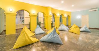 Wonderloft Hostel - Jakarta - Living room