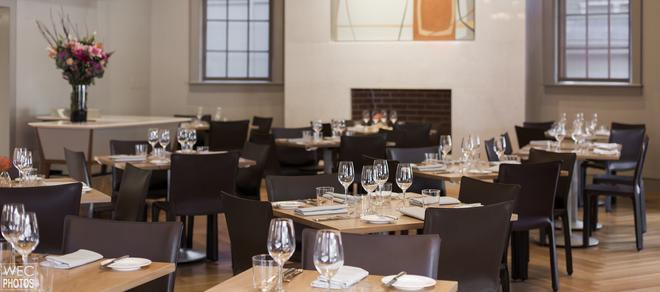 維里塔斯酒店 - 劍橋 - 劍橋 - 餐廳