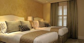 Hotel Veritas - קיימברידג' - חדר שינה
