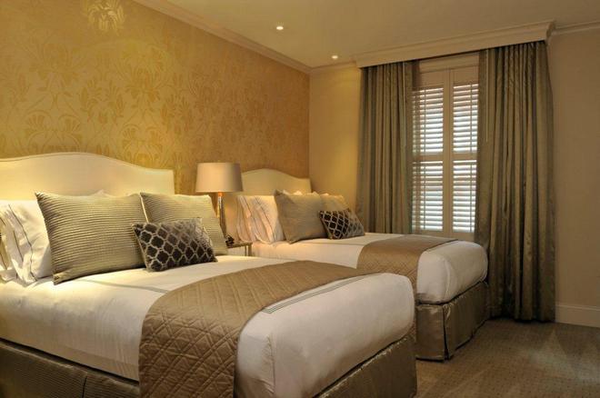 維里塔斯酒店 - 劍橋 - 劍橋 - 臥室