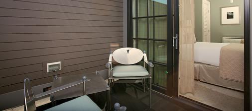 Hotel Veritas - Cambridge - Balcony