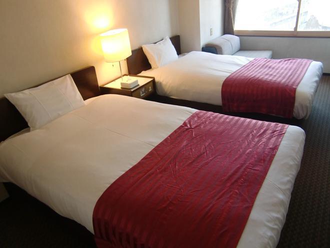 Ryogoku River Hotel - Tokyo - Phòng ngủ
