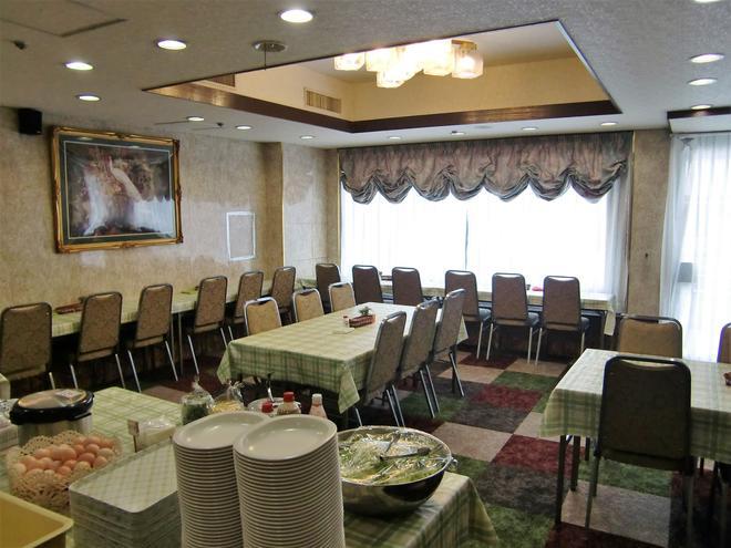 Ryogoku River Hotel - Tokyo - Buffet
