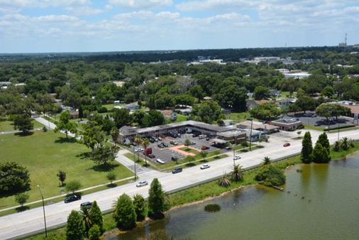 Lakeview Motel - Lakeland - Θέα στην ύπαιθρο