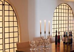 麗城套房 - 聖托里尼 - 菲羅斯特法尼 - 酒吧