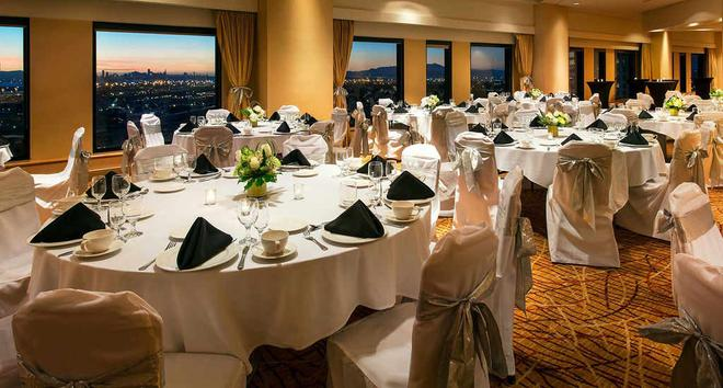 Oakland Marriott City Center - Oakland - Banquet hall