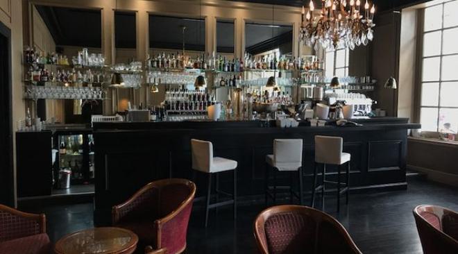 女王大酒店 - 南錫 - 南斯 - 酒吧