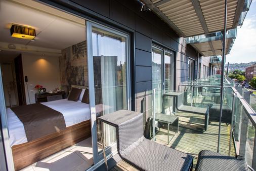 Norwegian Hotels And Apartments - Oslo - Balcony