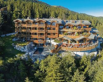 Lecrans Hotel & Spa - Crans-Montana - Building