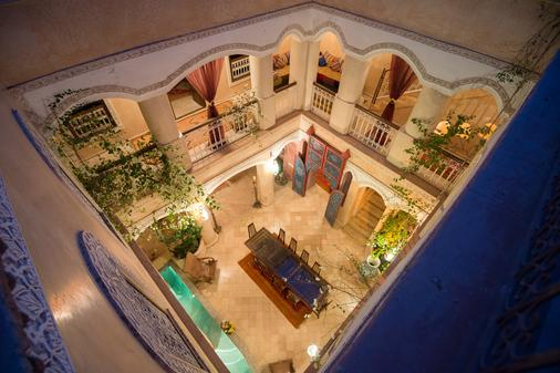 Riad Lorsya - Marrakesh - Toà nhà
