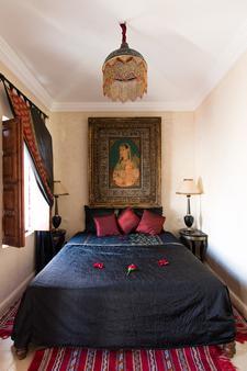 Riad Lorsya - Marrakesh - Phòng ngủ