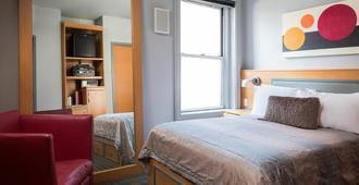 Charlesmark Hotel - בוסטון - חדר שינה