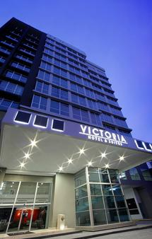 Victoria Hotel And Suites Panama - Panama City - Building