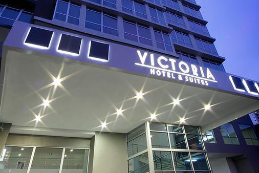 Victoria Hotel And Suites Panama - Panamá - Rakennus