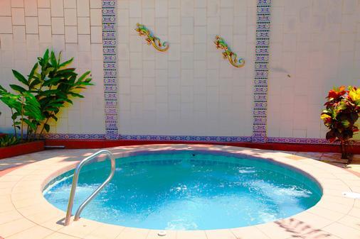 Hotel Divisamar - Manuel Antonio - Πισίνα