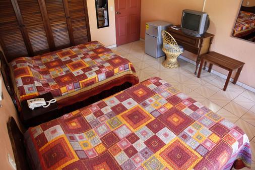 Hotel Divisamar - Manuel Antonio - Makuuhuone